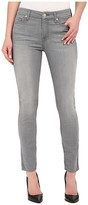 7 For All Mankind The Ankle Skinny in Featherweight Grey