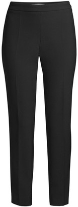 HUGO BOSS Tiluna Ponte Ankle Trousers