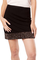 French Connection Crystal Short Skirt
