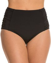 Jantzen Signature Swimwear Solid High Waist Bikini Bottom 7537901