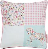 Sanderson Pretty Ponies Cushion - 30x30cm