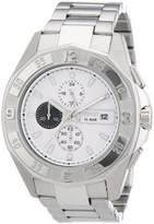 Esprit men's Quartz Watch Chronograph Display and Stainless Steel Strap ES102841006