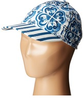 Dolce & Gabbana Capri Baseball Cap Caps