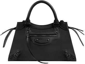 Balenciaga Small Neo Classic City Bag in Black | FWRD