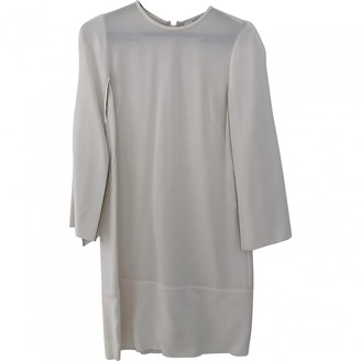 Givenchy White Viscose Dresses