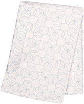 TREND LAB, LLC Trend Lab Blue Circles Deluxe Swaddle Blanket