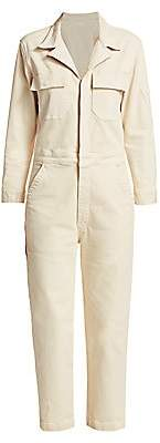 Mother Women's Fixer Boiler Jumpsuit