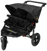 N. Out 'N' About Nipper 360 Double V4 Pushchair, Black