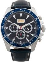 Just Cavalli Men's JC1G013L0025 SPORT Show Time Chronograph Leather Date Watch
