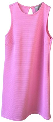 Asos Pink Cotton - elasthane Dress for Women