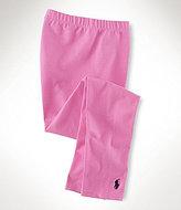 Ralph Lauren Little Girls 2T-6X Leggings