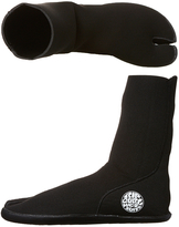 Rip Curl Bullet Boot 3mm Split Toe Boot Black