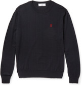Ami - Merino Wool Sweater