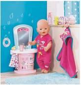 Baby Born Wash Basin Water Fun