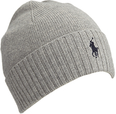Polo Ralph Lauren Merino Wool Beanie Hat, One Size
