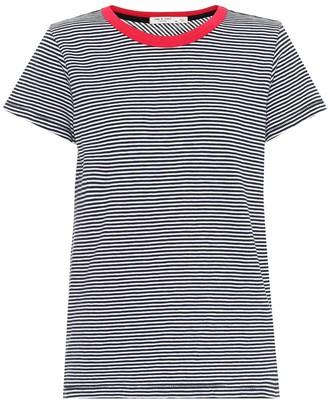 Rag & Bone Striped cotton T-shirt