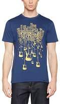 Joe Browns Men's City of Music T-Shirt,X-Large (Manufacturer Size:(45/47)