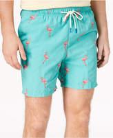 "Tommy Bahama Men's Naples Flamingo Coast 6"" Swim Trunks"