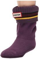 Hunter Original Buoy Stripe Cuff Socks (Toddler/Little Kid/Big Kid)