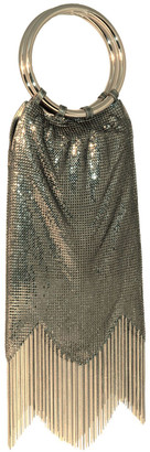 Whiting & Davis Rio Mesh Clutch Bag
