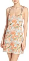 Maaji Women's Flowery Mosaic Cover-Up Dress