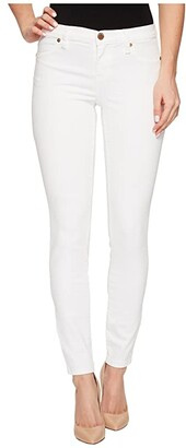 Blank NYC Super Skinny in Great White (Great White) Women's Casual Pants