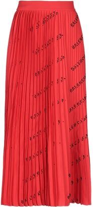 Balenciaga 3/4 length skirts