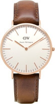 Daniel Wellington 0106DW St Andrews Watch Brown