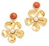 Lizzie Fortunato Simple Daisy Earrings