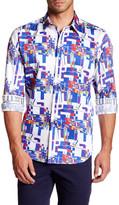 Robert Graham Interstates Woven Regular Fit Shirt