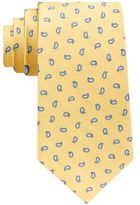 Club Room Men's Classic Boteh Pattern Silk Tie, Created for Macy's