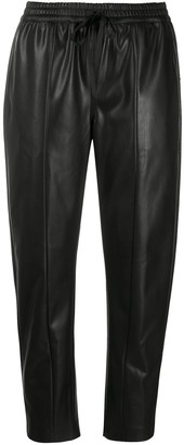Semi-Couture Queen drawstring trousers