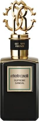 Roberto Cavalli Gold Collection Supreme Sandal Eau De Parfum (100Ml)