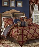 Croscill Sebastian Reversible Queen Comforter Set