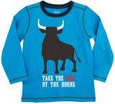 Hatley Bull Graphic Long Sleeve Tee (Toddler, Little Boys, & Big Boys)