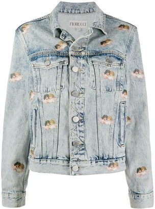 Fiorucci Mini Angels Nico denim jacket