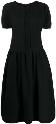 Comme des Garcons Pleat Shift Dress