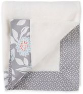 Balboa Baby Simply Soft Blanket in Grey Dahlia