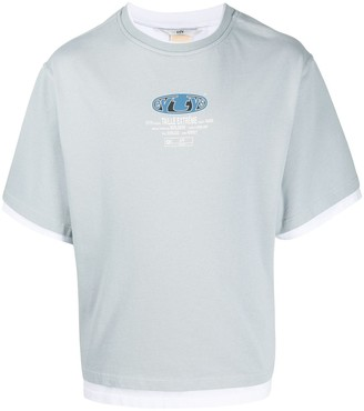 Eytys Goliath logo-print T-shirt