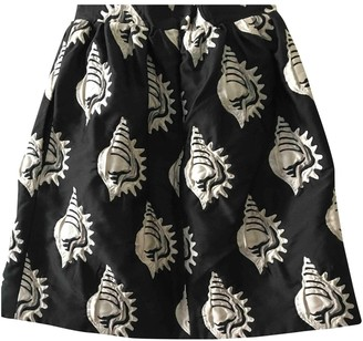Carven Black Skirt for Women