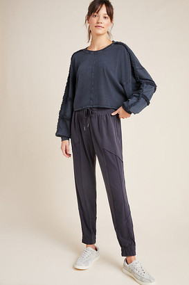 Free People Movement Trekking Out Joggers By Movement in Black Size XS