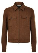 Boglioli Alpaca-wool Zip-up Jacket
