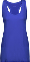 Yummie by Heather Thomson Leila mesh-paneled stretch-jersey tank