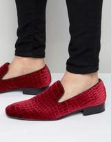 Jeffery West Jung Velvet Loafers