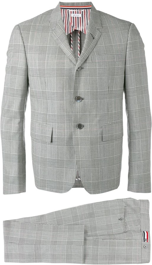 Thom Browne classic woven suit