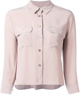 Equipment three-quarters sleeve shirt - women - Silk - L