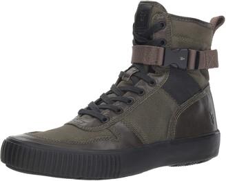 Frye Men's Combat LACE UP Sneaker
