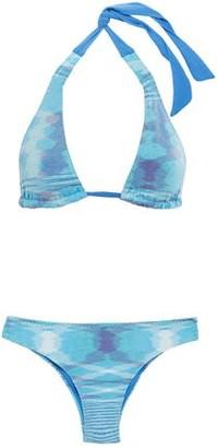 Missoni Mare Mare Printed Crochet-knit Triangle Bikini