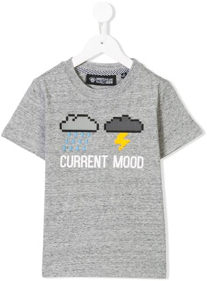 Mostly Heard Rarely Seen 8-Bit Current Mood T-shirt