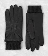 Allsaints Denver Leather Gloves